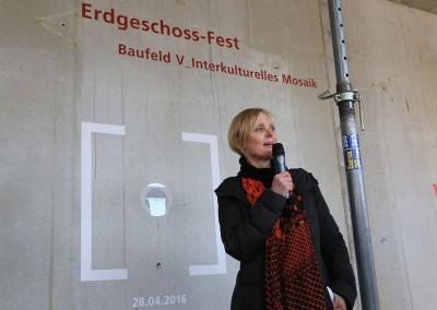 Erdgeschoss-Fest