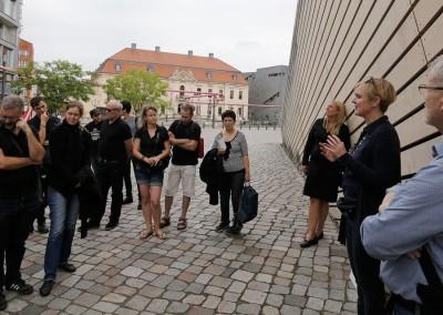 FÜHRUNGEN: bfstudio-architekten, Metropolenhaus, MakeCity HUB