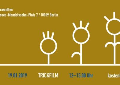 """Kostenloser """"Trickfilm-Workshop"""" 11+ vonZuckerwattenkrawatten"""