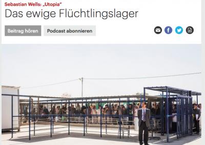 Das ewige Flüchtlingslager