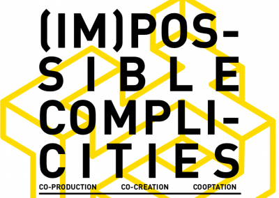 (IM)POSSIBLE COMPLICITIES Konferenz und Filmprogramm