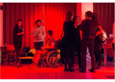 Disability Arts Meet Up