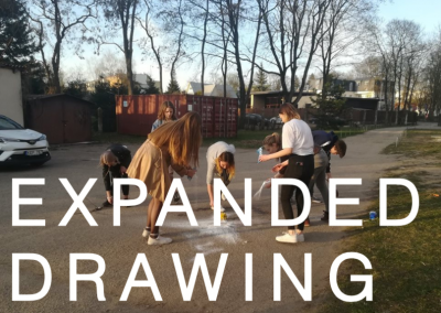Workshop: Expanded Drawing#2