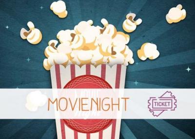 "Über den Tellerrand goes feldfünf ""Movie Night"""