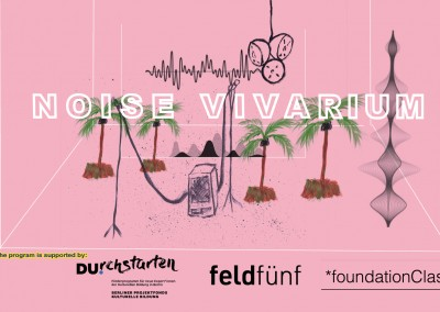 AUSSTELLUNG: Noise Vivarium
