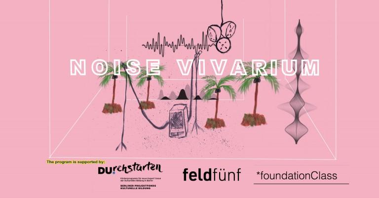 Ausstellung Noise Vivarium