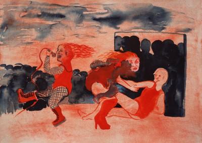 Ausstellung: Weiche Wände von Eva Pedroza