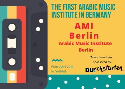 AMI – Arabisches Musik Institut Berlin