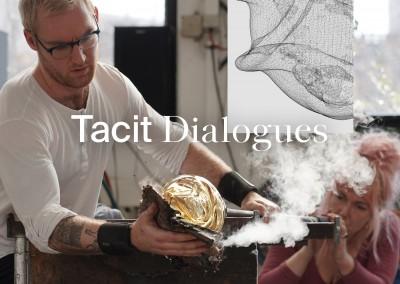 Ausstellung: Tacit Dialogues