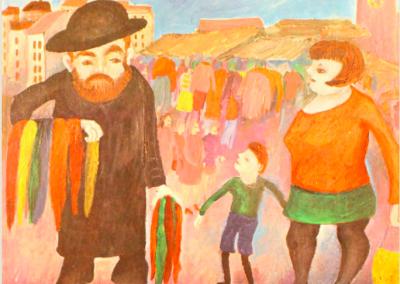 Ausstellung: Mühlenhaupts Welt der kleinen Leute