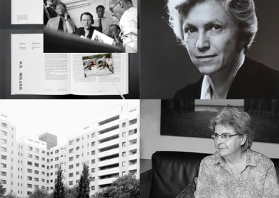 Vortrag:Im Schatten ihrer Kollegen – Vergessene Architektinnen WIA