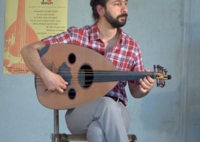 Sommerkonzert: Arabisches Musik-Institut Berlin